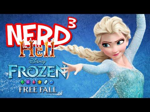 Nerd³'s Hell... Frozen Free Fall: Snowball Fight