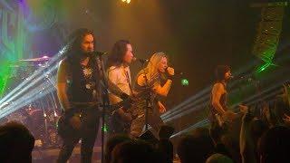 Dragonforce - Heart of a Dragon (HD) Live at Vulkan Arena,Oslo,Norway 07.11.2017
