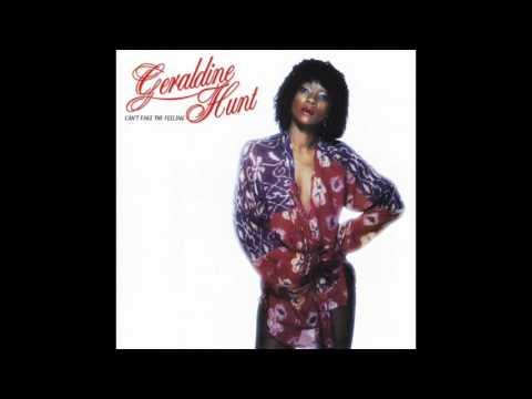 Geraldine Hunt - Can't Fake the Feeling (Radio Edit)