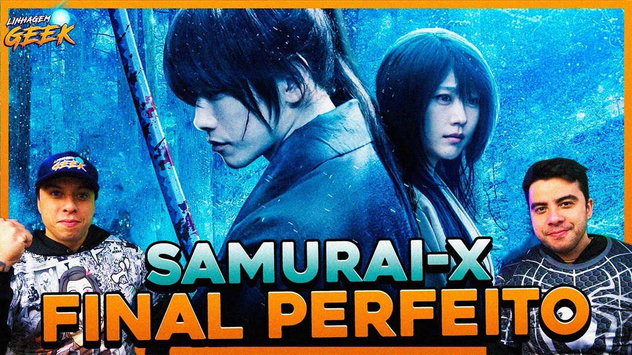 SAMURAI-X: A ORIGEM - AULA DE LIVE ACTION (CRÍTICA COM SPOILERS)