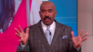 Ask Steve: What the hell is going on today? || STEVE HARVEY