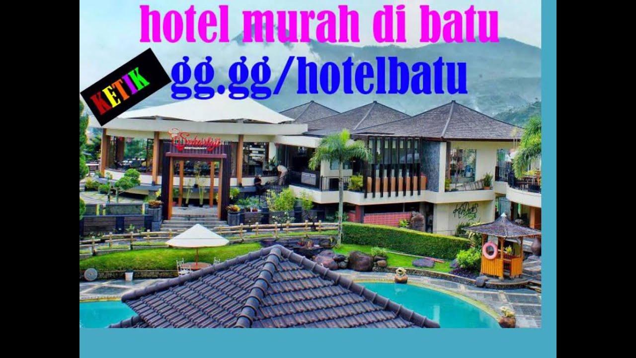 Hotel Resort Singhasari Di Batu Malang Murah Dekat Bns Selecta