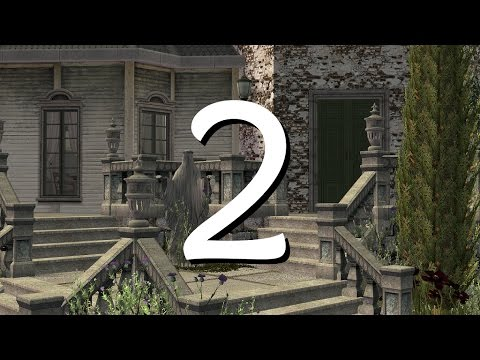 The Sims 2 - Downtown - House of Fallen Trees - Part 2