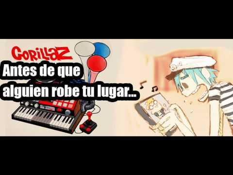 Gorillaz - Doncamatic Subtitulada al español