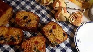 Easy And Simple Fruitcake
