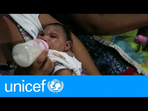 A girl with microcephaly in Brazil gains 3 mothers | UNICEF Mp3
