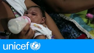 A girl with microcephaly in Brazil gains 3 mothers | UNICEF