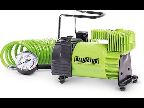 Автомобильный компрессор Alligator AL-400 - фото 6