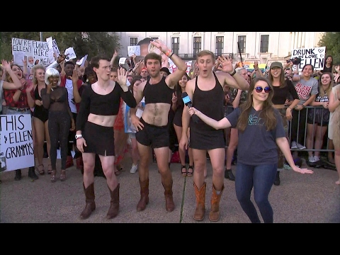 The University of Texas, Austin Does Beyoncé LIVE!