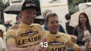 Fantastic clip of 2016 BIKE Transalp final stage