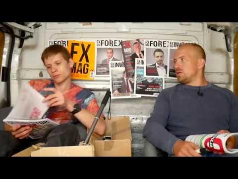 #OK - Mobilny unboxing 14. wydania magazynu FXMAG