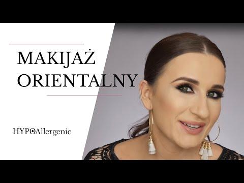 Makijaż W Stylu Arabskim Z Małgosią Smelcerz Hypoallergenic