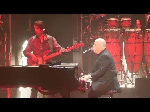 """The Longest Time"" Billy Joel@Madison Square Garden New York 3/28/18"