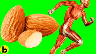 Eating Almonds Every Day For A Week Will Do This To Your Body
