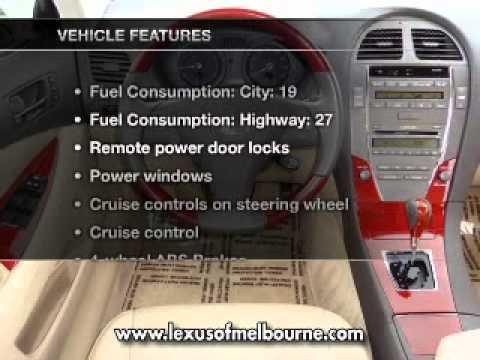 2009 Lexus ES 350 - Viera FL