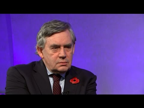Gordon Brown on tax credits and Jeremy Corbyn