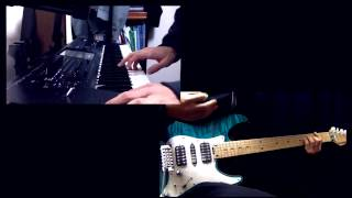 """Galneryus """"Burn My Heart"""" solo (cover)"""