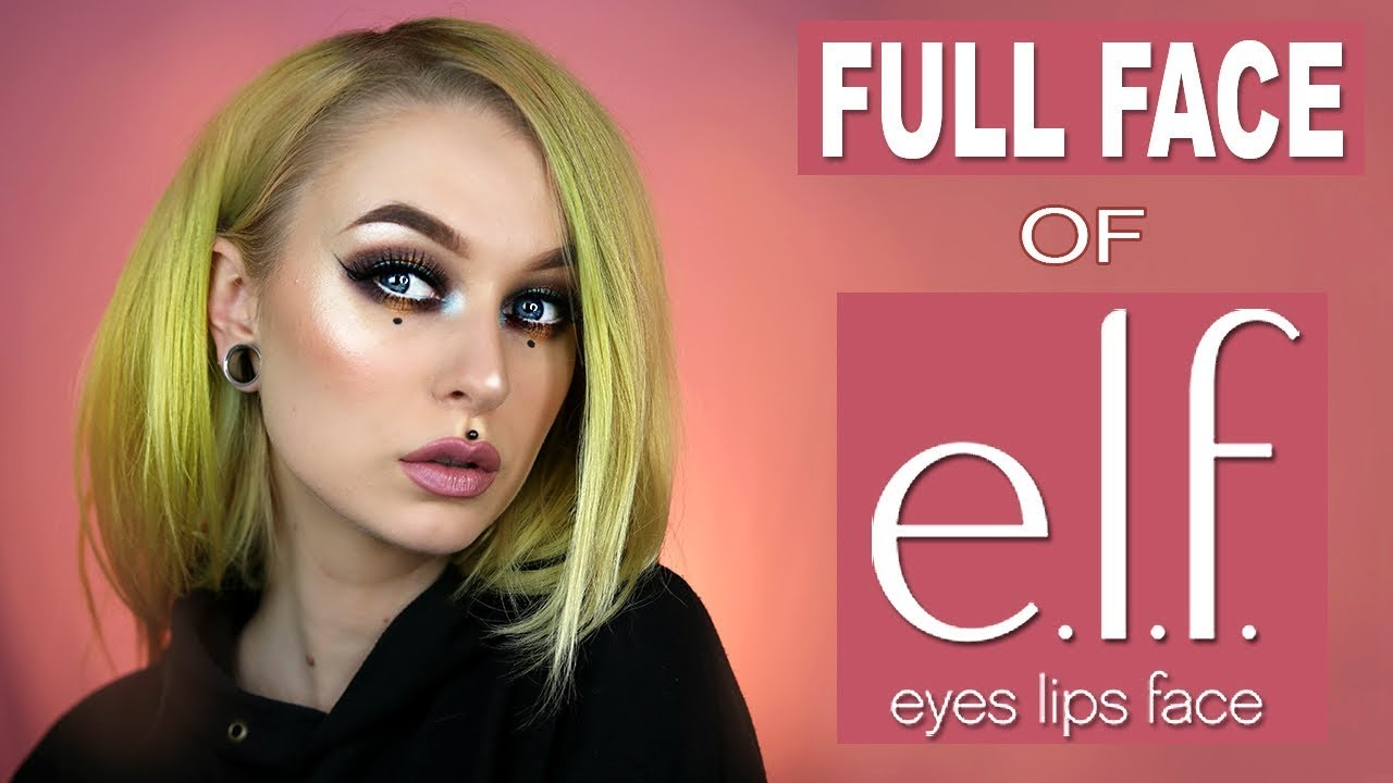 Full face of elf makeup tutorial evelina forsell youtube full face of elf makeup tutorial evelina forsell baditri Gallery
