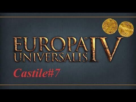 EU4 Castile/Spain Part 7 - Exciting Money Management
