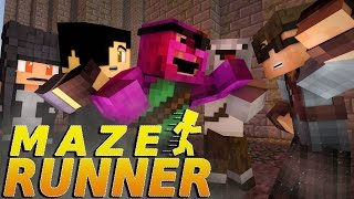"Minecraft MAZE RUNNER! - ""DEPARTURE!"" #9 (Minecraft Roleplay)"