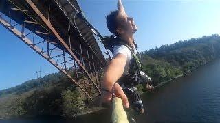 Прыжок с Арочного моста 06.09.2015
