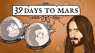 39 Days To Mars - Not Jared Leto's Band