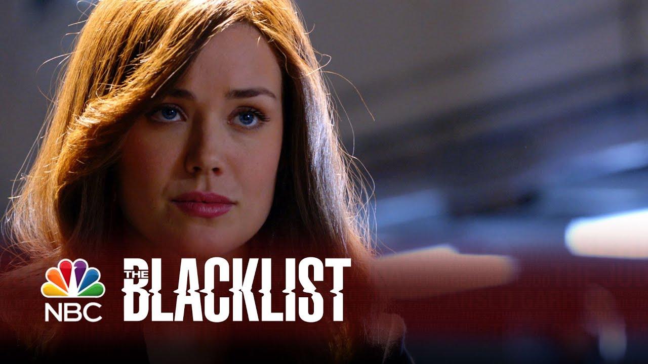 The Blacklist Liz Tot