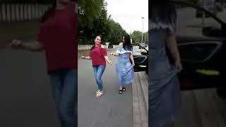 شاهد قبل الحدف رقص مغربي مثير و فاضح في شارع