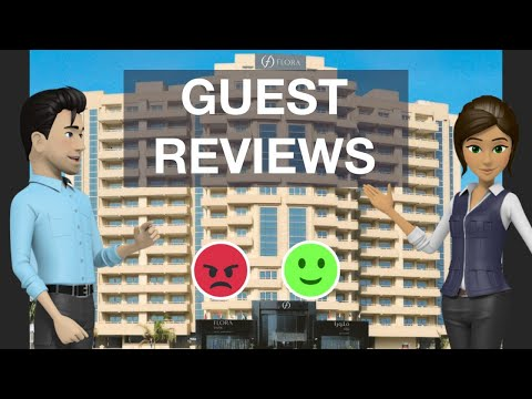 Flora Park Deluxe Hotel Apartments 4 ⭐⭐⭐⭐| Reviews Real Guests. Real Opinions. Dubai, UAE