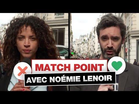 MATCH POINT  Ces célibataires vontils matcher ? avec Noémie Lenoir