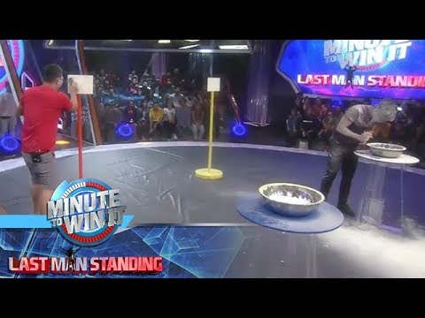 Hipan Hooray   Minute To Win It - Last Man Standing