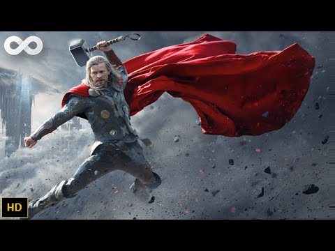 Thor's Best Scenes With Hammer Compilation 2018 | *1080p HD*|Thor's Fight Scenes| MJOLNIR | Ragnarok