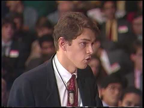 Ames Moot Court Competition 1987