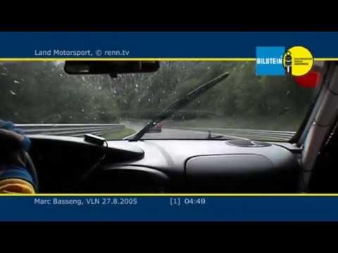 VLN 2005 - Land Motosport - Porsche 996 GT3 RSR - Marc Basseng - Onboard