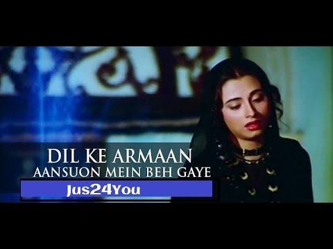 DIL KE ARMAA AANSUON   Old is gold   SALMA AGHA HIT SONG EVER - 1982