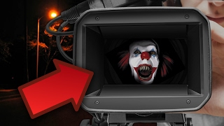 Top 10 Scary Clown Sightings Caught On Camera