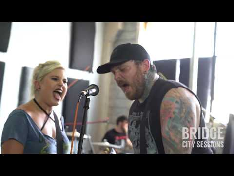 """THE BOMBPOPS - """"All In A Day's Lurk"""" - BRIDGE CITY SESSIONS"""