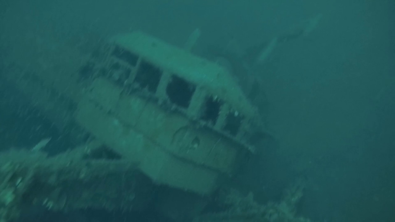 HMS ROYAL OAK Northern Diving Group Wreck  YouTube