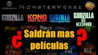 El futuro del MONSTERVERSE