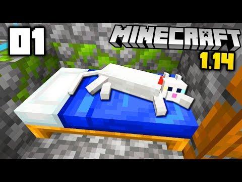 CEL MAI BUN INCEPUT! ► Episodul 1 ► Minecraft 1.14