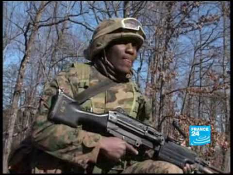 Quantico, where Marines train before Afghan tours