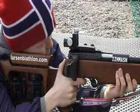Biathlon Rifle IZHMASH