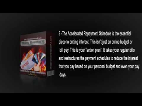 Eliminate Credit Cards and Debts Without Consolidation, Bankruptcy or Bad Credit