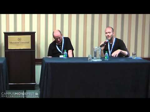 Writing Q&A with Chris Markus and Stephen McFeely (IGF 2011)
