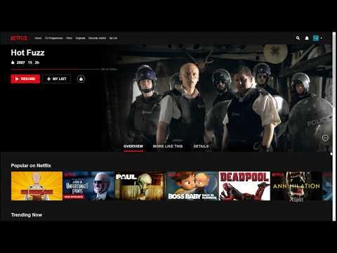 Netflix Preview Music - Hot Fuzz