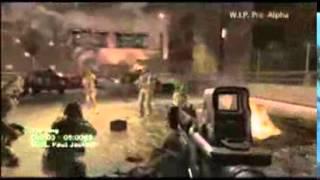 видео Call of Duty 4: Modern Warfare: дата выхода, системные требования