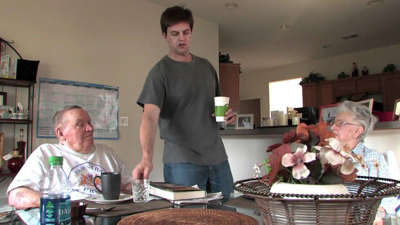 Good Morning Elderly Parents - YouTube