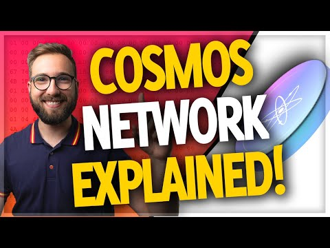 ⚛️ Cosmos ATOM: Why Cosmos will EXPLODE in 2021 and beyond! (Cosmos Explained)