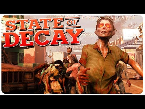 NEW HOMEBASE - Super Zed Fairgrounds!   State of Decay Gameplay #17 (Mods)