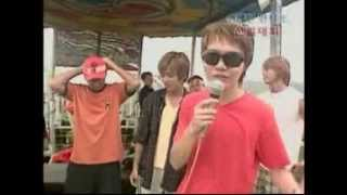 John-Hoon Sing&Bungee jumping 20010826